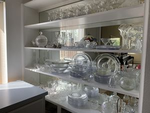 Huge Candlewick Glass Collection for Sale in Salem, OR