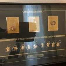 1988 Seoul Olympic Emblems Frame Art for Sale in Kent, WA