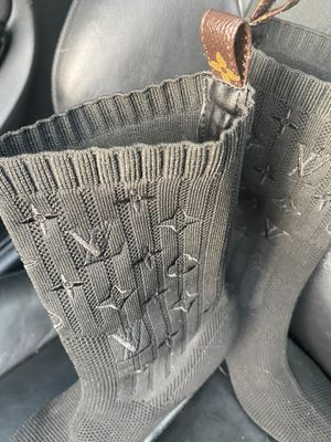 Louis Vuitton Silhouette Ankle Boots size 11 for Sale in Los Angeles, CA
