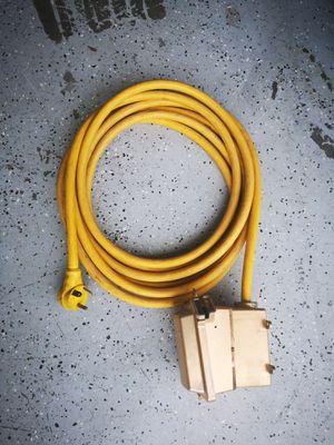 30amp RV Extension cord for Sale in Auburn, WA