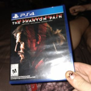 Metal Gear Solid 5: The Phantom Pain for Sale in Portland, OR