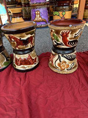 flower pots and pottery for Sale in Somerset, TX