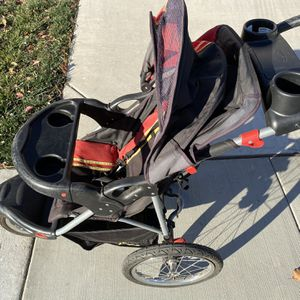 Single Running Stroller With Large Wheels for Sale in Corona, CA