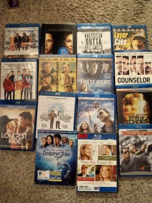 BLU-RAY DVD LOT, BUY ONE OR ALL for Sale in Everett, WA