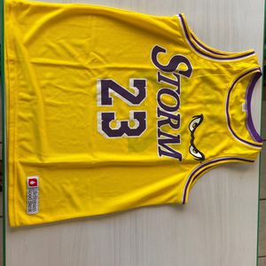 Lake Elsinore STORM (Lebron) basketball Jersey for Sale in San Diego, CA