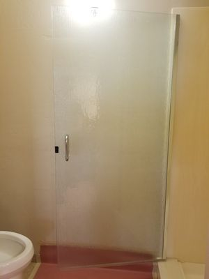 Rain glass shower door for Sale in Chandler, AZ