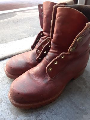 Herman survivors waterproof work boots size 12 or 13 for Sale in Huntington Beach, CA