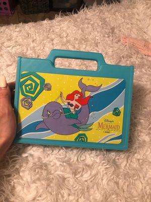 Disney school box for Sale in Santa Teresa, NM