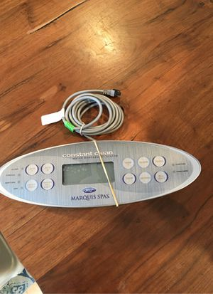 MARQUIS SPAS Hot Tub Control Panel for Sale in Gaithersburg, MD