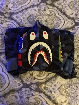 Bape Camo Shark Hoodie for Sale in Alameda, CA