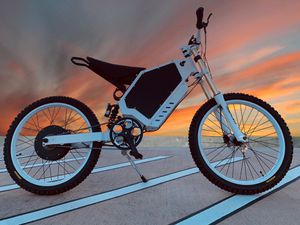 2020 5000w 72v Electric Dirtbike Motorcycle Scooter Bike - 50mph for Sale in Orlando, FL