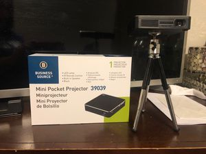 Mini Projector for Sale in Dallas, TX