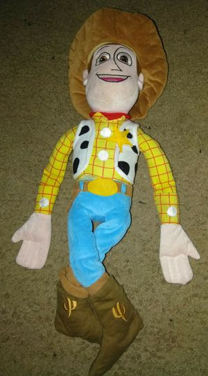 """*HOT* TOY STORY""""S- Woody Plush doll. for Sale in Orlando, FL"""
