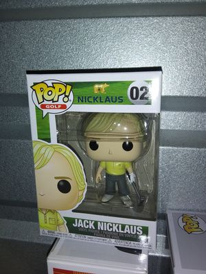 Funko pop Golf Jack nicklaus for Sale in Oklahoma City, OK