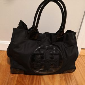 Tory Burch Ella Tote Bag,size Large Color Black for Sale in Boston, MA