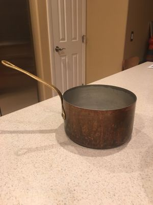 Copper pan for Sale in Las Vegas, NV