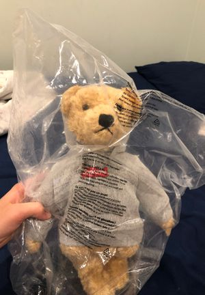 Supreme Teddy Bear for Sale in Gurnee, IL