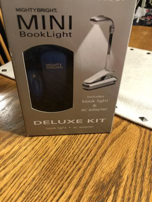 Mighty Bright Mini Book Light for Sale in Lansdale, PA