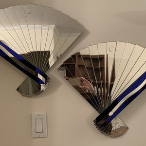 Mirrored Fan Wall Art for Sale in New York, NY