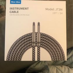 Instrument Cable for Sale in Waco,  TX