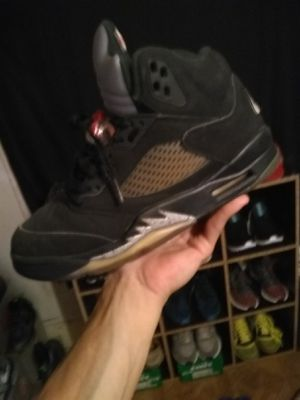 Jordan metallic 5 for Sale in Boynton Beach, FL