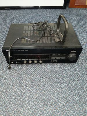 Yamaha Stereo receiver Rx-496 for Sale in San Diego, CA