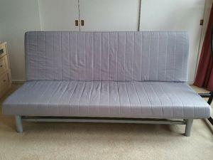 IKEA Bettinge Queen Futon, couch, folding bed for Sale in Haymarket, VA