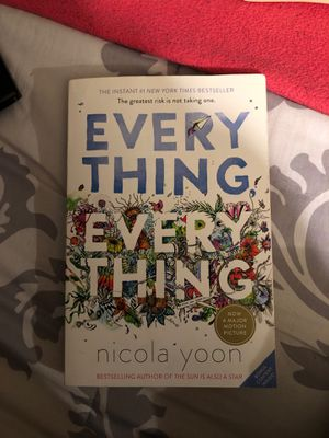 Everything Everything Nicola Yoon for Sale in Akron, OH
