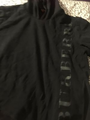BURBERRY BLACK JACKET for Sale in Raleigh, NC