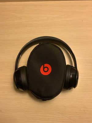 Beats Solo Wireless 3 $140 obo Sanitized! for Sale in Manteca, CA