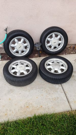NA Mazda Miata Wheels 14x5.5 WANT GONE for Sale in Perris, CA