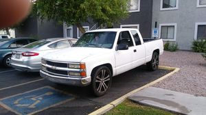 1995 Chevy 1/2 Ton 2Dr extended cab w rear seat. for Sale in Chandler, AZ