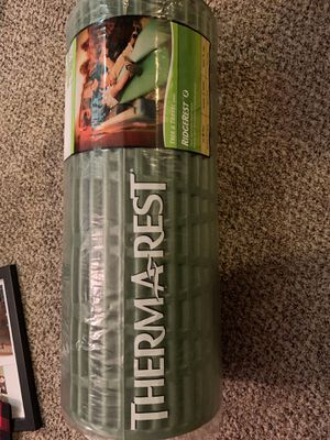 Thermarest camping sleep mat for Sale in Smyrna, GA