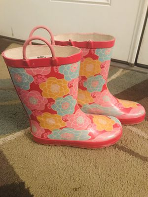 Girls western Chief Rain Boots for Sale in Spring Hill, FL