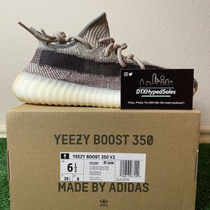 Yeezy Zyon Brand NEW Authentic Size 6.5 for Sale in Mesquite, TX