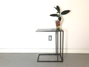 CB2 Metal C End Tables (Single or Pair) for Sale in New York, NY