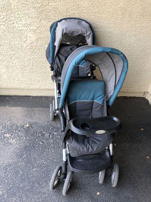 Graco double stroller. for Sale in Chandler, AZ