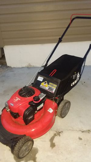 Lawn mower for sale Craftsman for Sale in St. Louis, MO