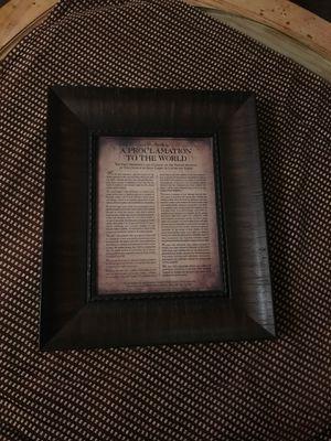 Picture Fram for Sale in Albuquerque, NM