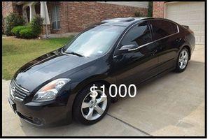 price $1000 08 Nissan Altima SE for Sale in San Antonio, TX