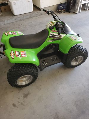 2003 Kawasaki 50cc for Sale in Temecula, CA