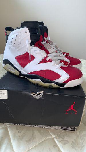 Jordan 6 Retro Carmine size 10.5 for Sale in Orlando, FL