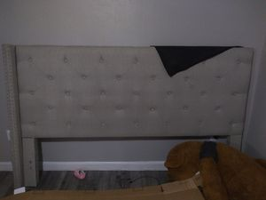Headboard king size for Sale in Hurst, TX