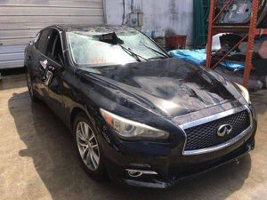 2014 - 2019 INFINITI Q50 COMPLETE PARTS OUT FOR SALE! for Sale in Fort Lauderdale, FL