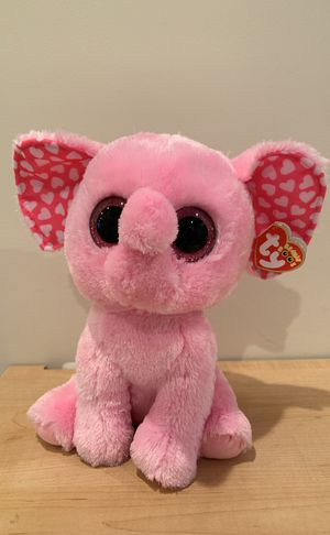 NEW with tags medium size (10-inch) Valentines Beanie Boo for Sale in Alexandria, VA