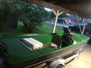 Aluminum boat for Sale in Dickinson, TX