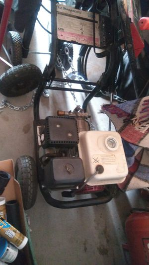 Pressure Washer/Honda Motor for Sale in Fresno, CA