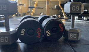 💥💥HEAVY dumbbells weights gym for Sale in Tucson, AZ