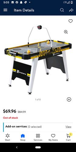 Brand New In The Box Air Hockey Table 54 In for Sale in Bristol,  RI