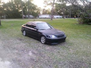 97 Honda Civic LX runs good 120miles for Sale in Leesburg, FL